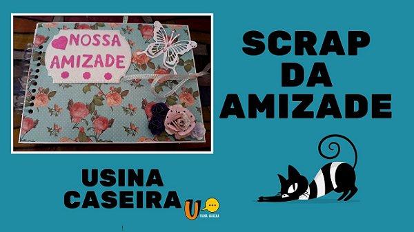 Scrap da Amizade II (Rosa)