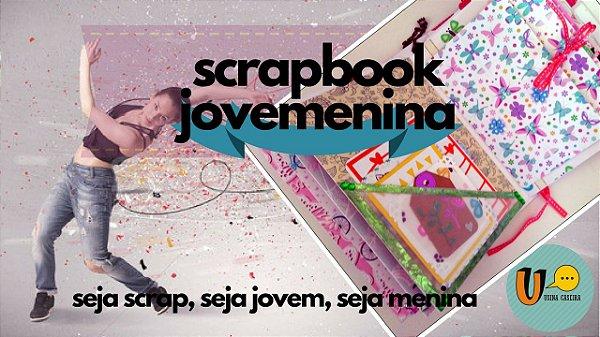 Scrapbook Jovem Menina (Scrapbook para Debutantes)