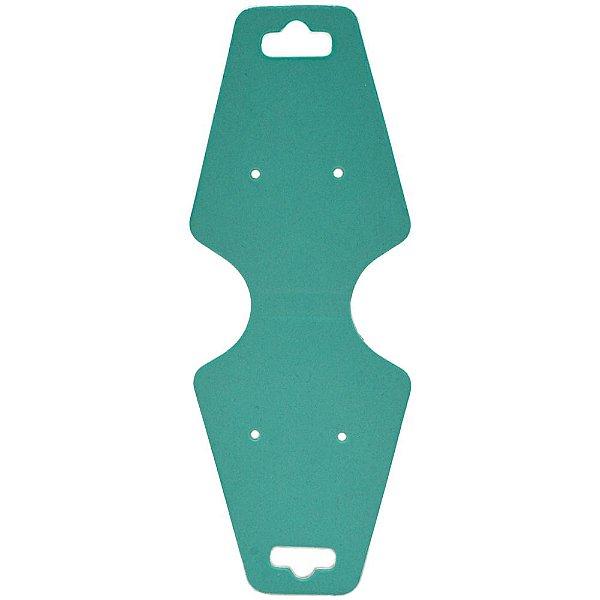 Cartela Gravata Media Para Conjunto - 4,5 X 13 cm - C29 Tiffany