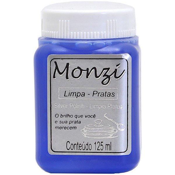 Limpa Prata Monzi - 125 ML