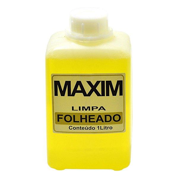 Limpa Folheados Maxim 1 Litro
