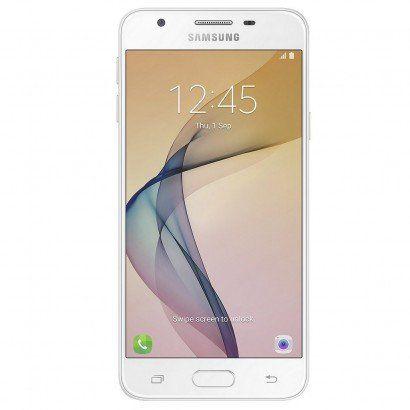 """Smartphone Samsung Galaxy J5 Prime Dourado Tela 5"""" Android 6.0.1 Câmera 13Mp 32Gb"""
