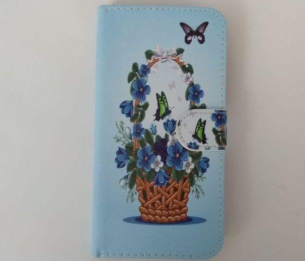 Capa tipo carteira Motorola Moto G6