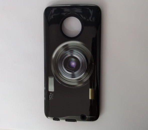 Capa Motorola Moto G6 Plus