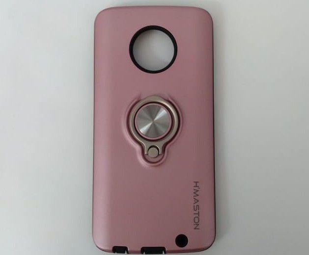Capa anti-impacto Motorola Moto G6 Plus