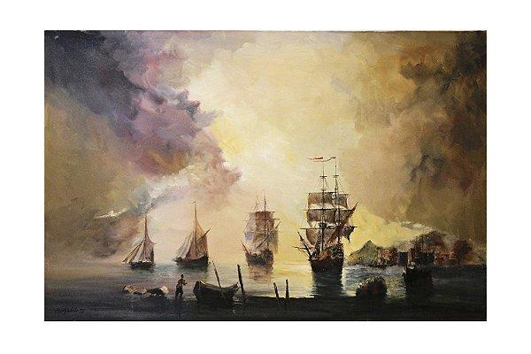 Marinha | 103x58,5cm