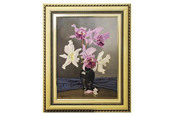 Orquídea | 49x68cm