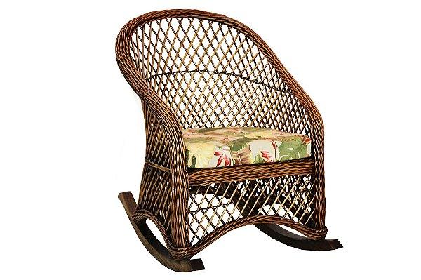 Cadeira de Balanço Vime