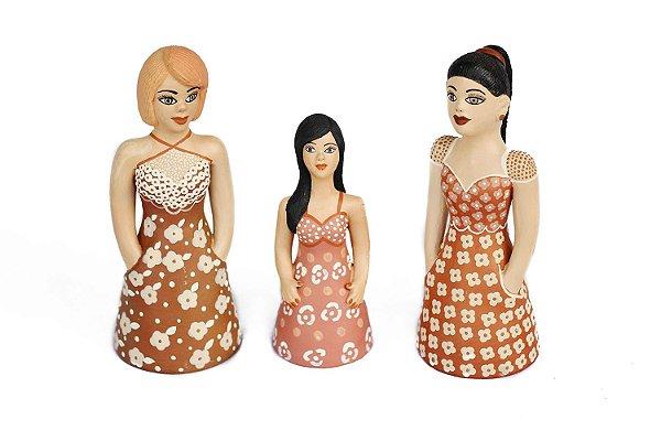 Bonecas do Vale do Jequitinhonha