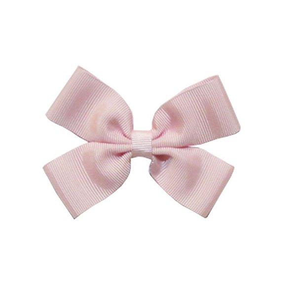 Laço Infantil Rosa Claro - M
