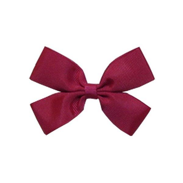 Laço Infantil Rosa Escuro - M