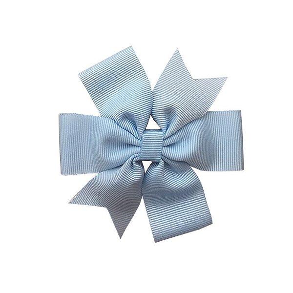 Laço de Cabelo Azul Claro - M