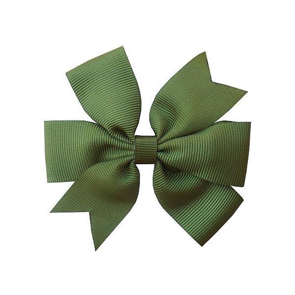 Laço Catavento Verde Escuro - Londres