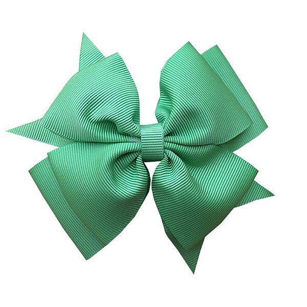 Laço Grande Verde Claro - G