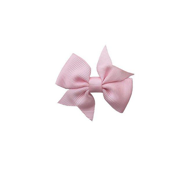Laço para Cabelo Infantil Rosa Claro - P