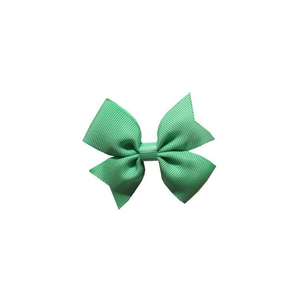Laço Infantil Verde Claro - Catavento Simples P