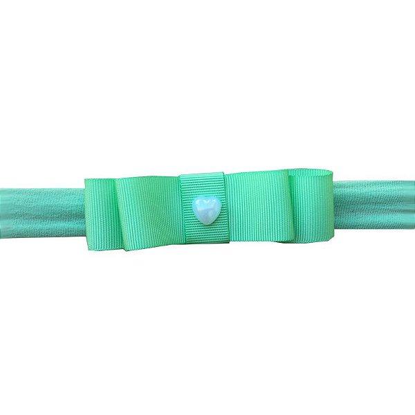 Faixa de Bebê Verde Claro - Chanel