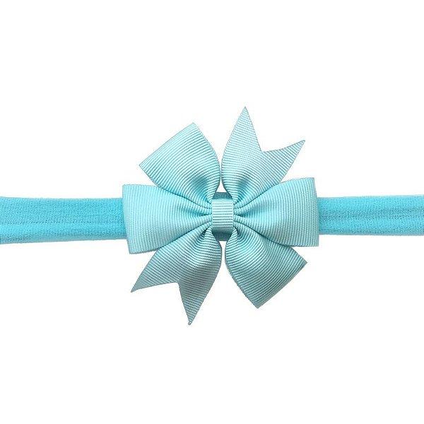 Faixa para Bebê Azul Tiffany
