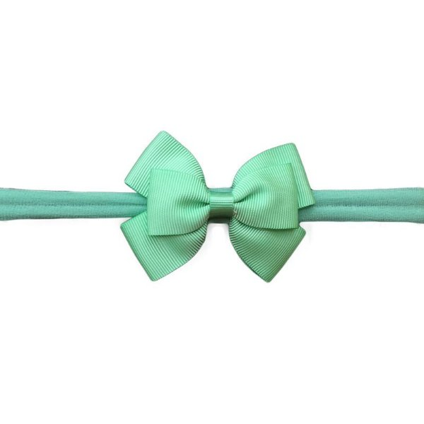 Faixa de Cabelo Infantil - Verde Claro