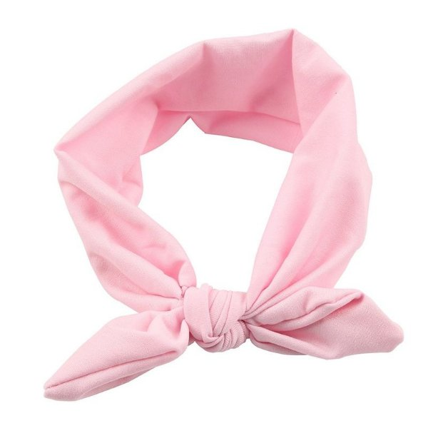 Headband Infantil - Rosa Claro