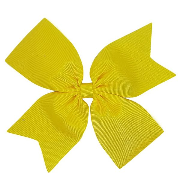 Laço de Gorgurão Amarelo - G