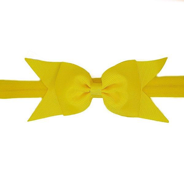 Faixa Bebê Amarelo - Estilo