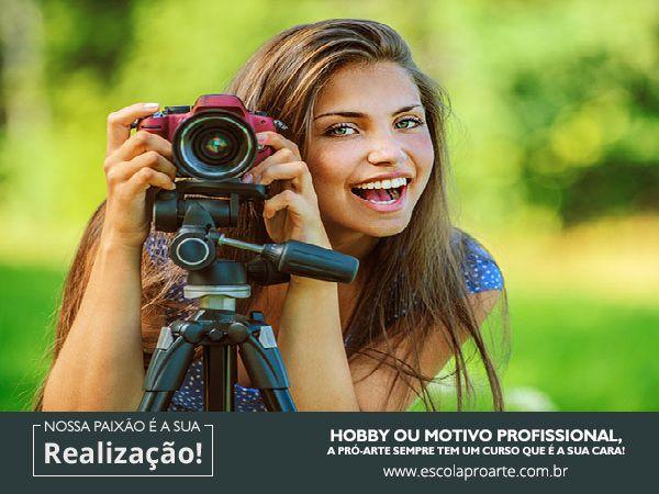 FOTOGRAFIA - Curso Individual Básico - 10 horas