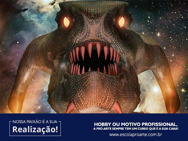 MODELAGEM e ANIMAÇÃO 3D - Curso Individual - 10 horas