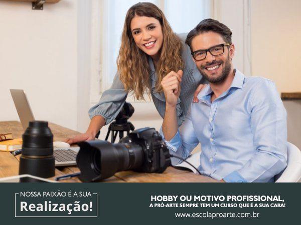 MARKETING e ADMINISTRAÇÃO na FOTOGRAFIA - Curso Individual Básico- 10 horas