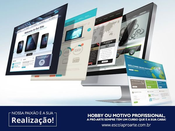 WEB DESIGN - Plano de 40 horas