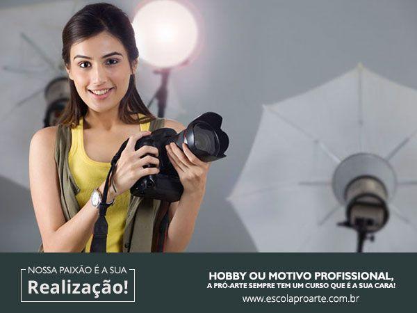 FOTOGRAFIA em ESTÚDIO - Curso Individual Básico- 10 horas