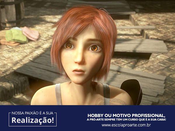 MODELAGEM e ANIMAÇÃO 3D - Curso Individual - 20 horas