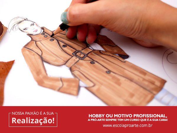 DESENHO BÁSICO PARA MODA - Curso Individual Básico- 10 horas