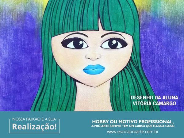 DESENHO ARTÍSTICO - Curso Individual Básico- 10 horas