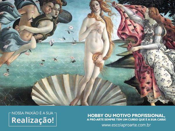 HISTÓRIA da ARTE - Curso Individual Básico- 10 horas