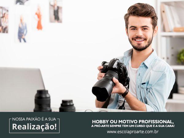 Curso Prático de Fotografia