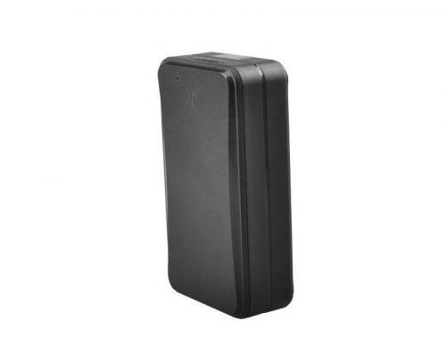 Rastreador Portátil Magnético com Escuta e Bateria de Longa Vida