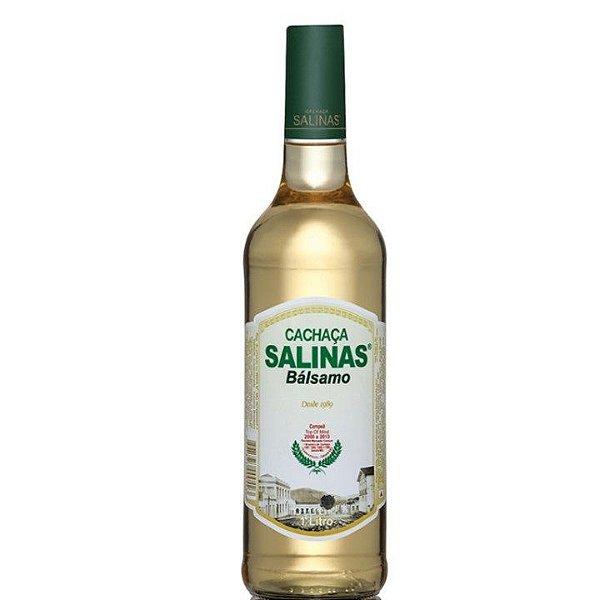 Cachaça Salinas Bálsamo 1000ml