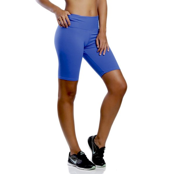 Bermuda Agridoce Basic Compression Azul