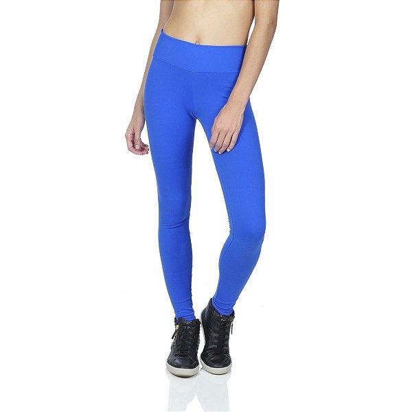 Calça Legging Agridoce Basic Azul