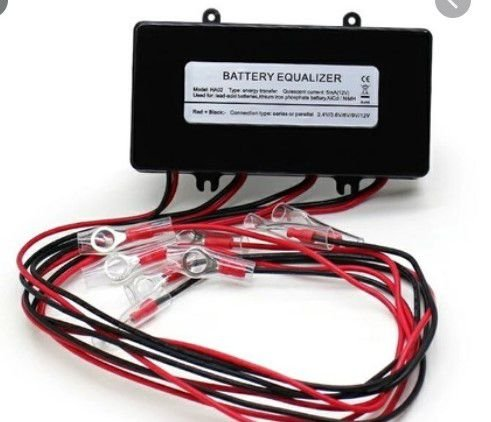 Equalizador Balanceador P/ Banco De Baterias 48v HA02