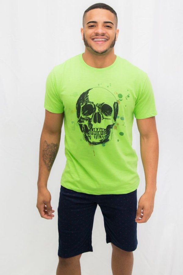 Camiseta Ogochi Concept  - Verde