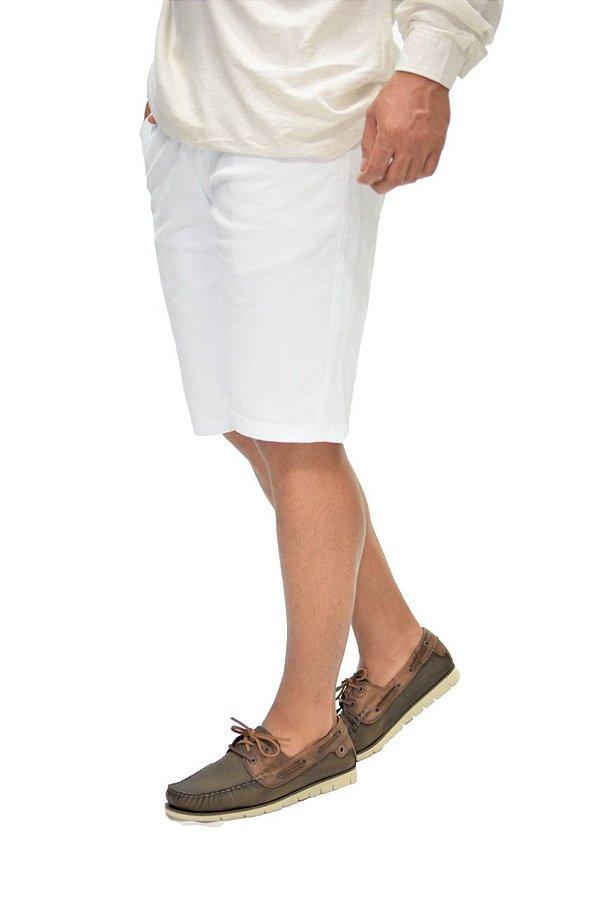 Bermuda Ogochi Essencial - Branca