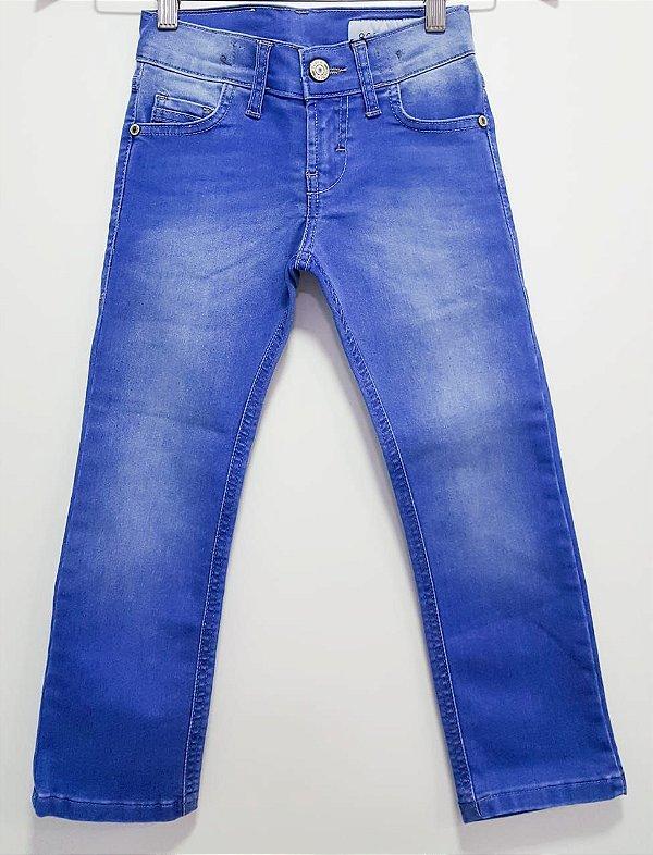 Calça Ogochi Concept Skinny  - Jeans Azul