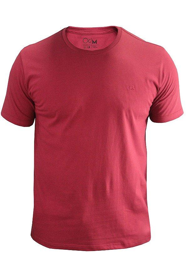 Camiseta Ogochi Essencial - Marsala