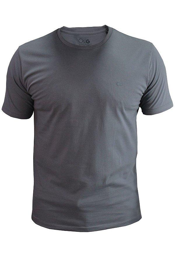 Camiseta Ogochi Essencial - Chumbo