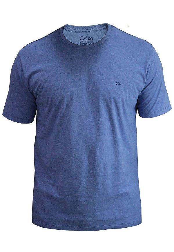 Camiseta Ogochi Essencial - Azul Serenity