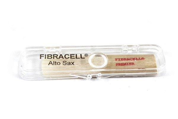 Palheta Fibracell Para Sax Alto
