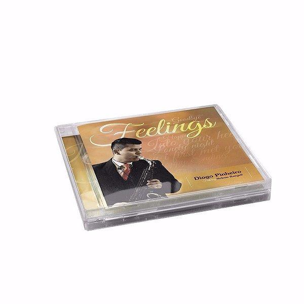 CD Feelings Diogo Pinheiro - Saxofone