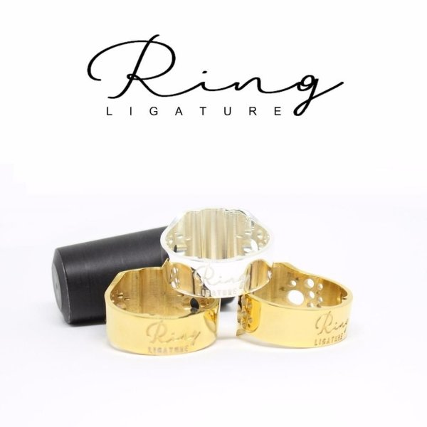 Braçadeira Ring Ever-ton - Sax Alto